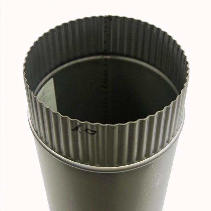 Труба без изоляции 500 / 150 / 1 мм AISI-304