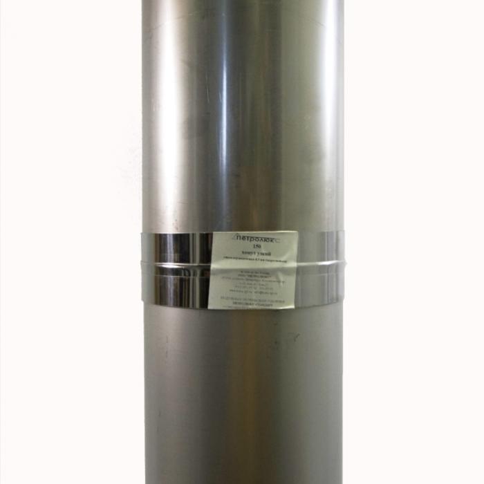 Хомут узкий 150 мм AISI-430