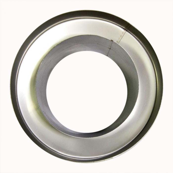 Заглушка со вставкой по конденсату 200/300 / 0,8 мм AISI 304/430
