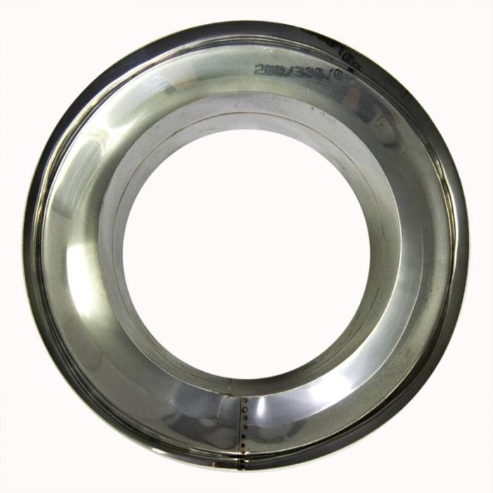Заглушка со вставкой по конденсату 200/300 / 0,5 мм AISI 304/430 СШ