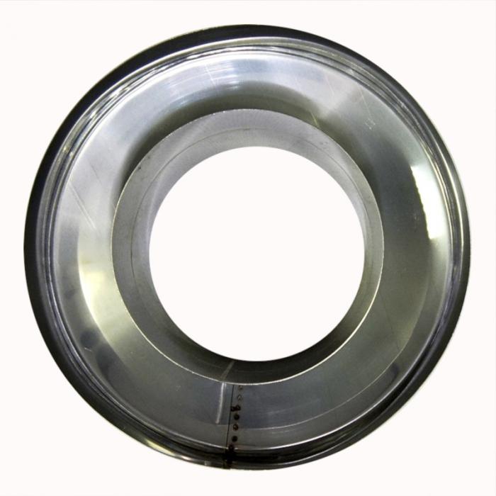 Заглушка со вставкой по конденсату 150/250 / 0,5 мм AISI 304/430 СШ