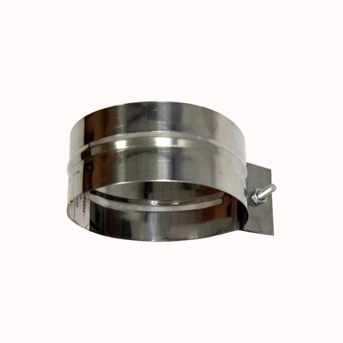 Хомут узкий 115 мм AISI-430