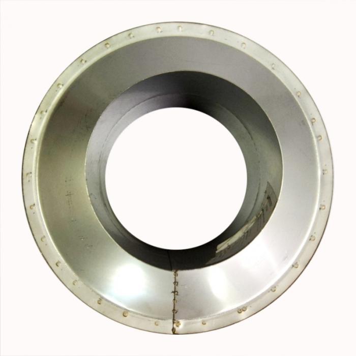 Заглушка со вставкой по конденсату 115/215 / 1 мм AISI 304/430