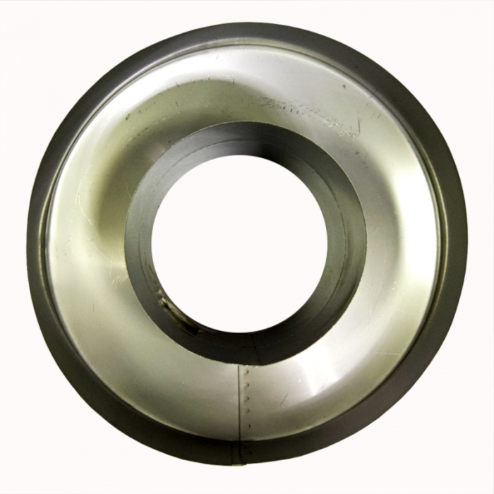 Заглушка со вставкой по конденсату 115/215 / 0,8 мм AISI 304/430