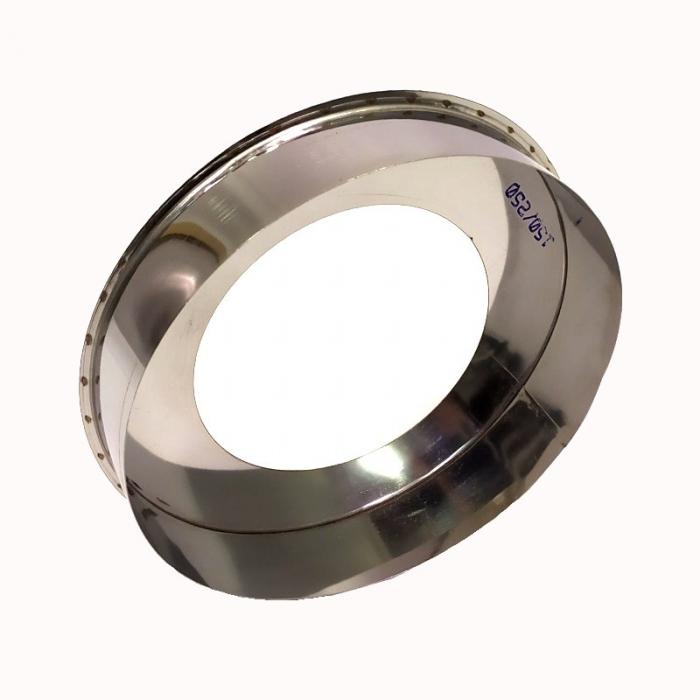 Заглушка нижняя 150/250 AISI 430