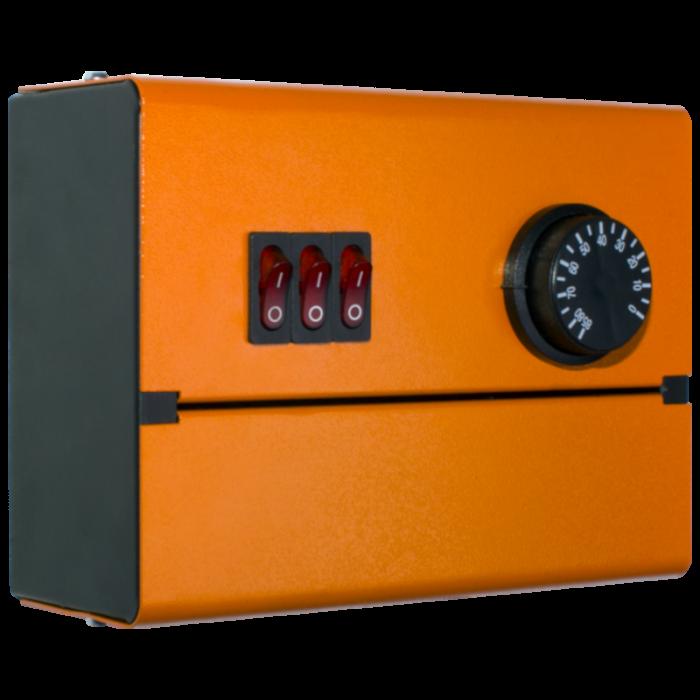 ПУВН-10 Пульт управления водоэлектронагревателями