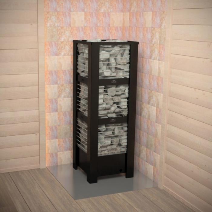 Электрокаменка Geos Quadro Corner 9