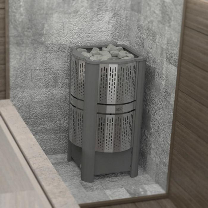 Электрокаменка Geos Rain Corner 6