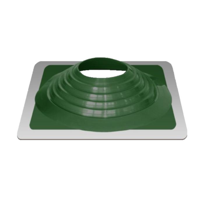 Прямой Master Flash № 9 EPDM зеленый