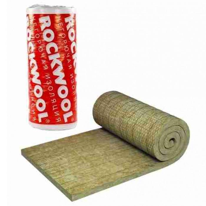 теплоизоляция rockwool wired mat 80