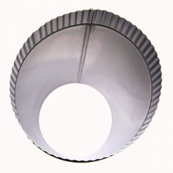 Труба без изоляции 500 / 200 / 0,5 мм AISI-304