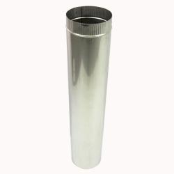 Труба без изоляции 1000 / 200 / 0,5 мм СШ AISI-304