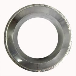 Заглушка со вставкой по конденсату 200/300 / 1 мм AISI 304/430 СШ