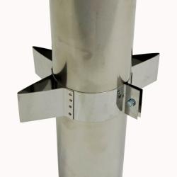 Хомут силовой 115 мм AISI-430