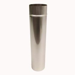 Труба без изоляции 500 / 115 / 0,5 мм AISI-304