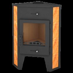 Дровяной печь-камин Пехорка 6 угловая