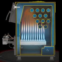Автоматическая газовая горелка АГГ-26К