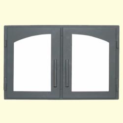 Печная дверца ДВ 544-2А