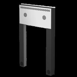Защитный фронтальный экран Сиеста