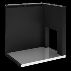 Защитный напольный экран 30