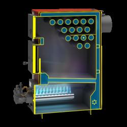 Автоматическая газовая горелка АГГ-40К (2015)