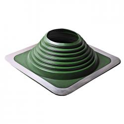 Прямой Master Flash № 8 EPDM зеленый